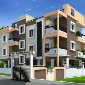 ABI CONSTRUCTION Apartments @ Puzhuthivakkam