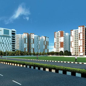 AKSHAYA Tango Apartments @ Thoraipakkam
