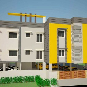 SRI AISHYARAM Apartments @ Hasthinapuram
