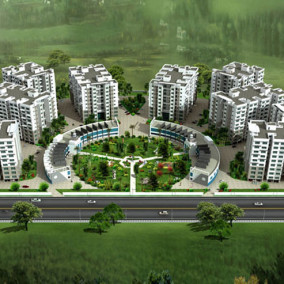 VIJAYSHANTHI Boulevard Apartments @ Kandigai