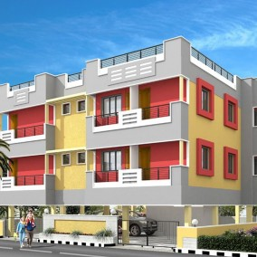 Amudha Paradise Apartment @ Medavakkam