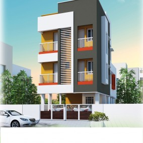 Sri Sai Enclaves Apartments @ Selaiyur