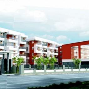 VGN Temple Town Apartments @ Thiruverkadu