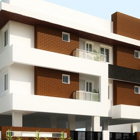 Cascara Apartments @ Madipakkam