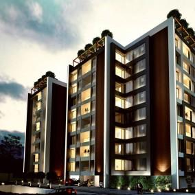 AKSHAYA LEVELUP Apartments @ Nungambakkam